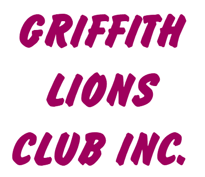 GRIFFITH LIONS CLUB INC.